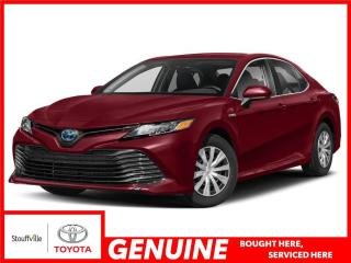 Used 2018 Toyota Camry HYBRID SE - HYBRID for sale in Stouffville, ON