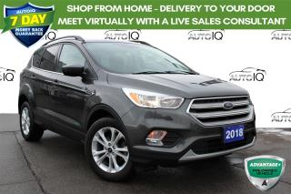Used 2018 Ford Escape SE SUPER CLEAN ONE OWNER! for sale in Hamilton, ON