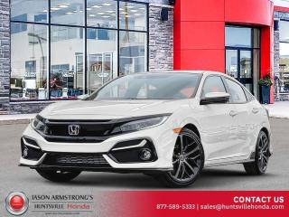 New 2020 Honda Civic Sport for sale in Huntsville, ON