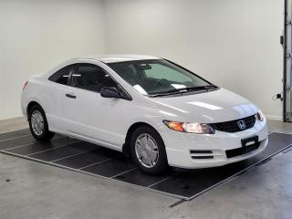 Used 2011 Honda Civic Coupe DX-G at for sale in Port Moody, BC