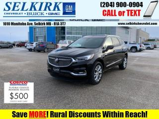 New 2021 Buick Enclave Avenir  - Navigation - Sunroof for sale in Selkirk, MB