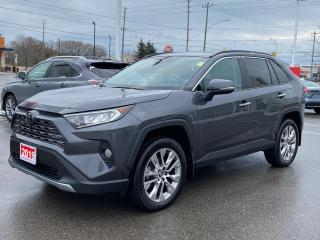 Used 2019 Toyota RAV4 Limited LIMITED! for sale in Cobourg, ON
