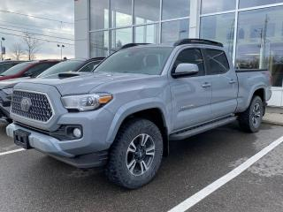 Used 2019 Toyota Tacoma SR5 V6 TRD SPORT+TONS OF ACCESSORIES! for sale in Cobourg, ON