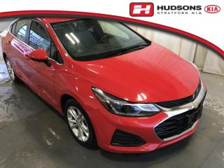 Used 2019 Chevrolet Cruze LT True North Edition | Sunroof | Remote Start for sale in Stratford, ON