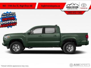 New 2021 Toyota Tacoma TRD Off-Road Premium  - Sunroof for sale in High River, AB