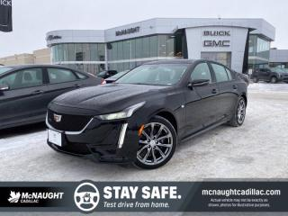New 2020 Cadillac CTS SPORT for sale in Winnipeg, MB