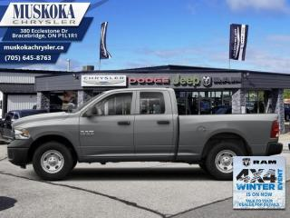 New 2021 RAM 1500 Classic Tradesman  - Night Edition for sale in Bracebridge, ON