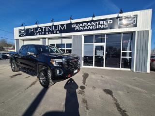 Used 2020 GMC Sierra 1500 AT4 for sale in Kingston, ON