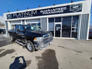 Used 2014 RAM 1500 ST for sale in Kingston, ON