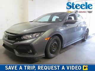 Used 2018 Honda Civic Hatchback Sport for sale in Dartmouth, NS