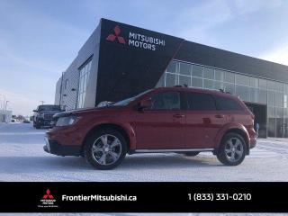 Used 2016 Dodge Journey Crossroad for sale in Grande Prairie, AB