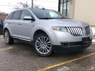 Used 2011 Lincoln MKX AWD 4DR for sale in Waterloo, ON