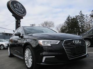 Used 2017 Audi A3 e-tron 4dr HB Progressiv for sale in Burlington, ON