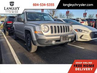 Used 2016 Jeep Patriot High Altitude  4X4/ Leather/ Winter Tires/ Accident Free for sale in Surrey, BC