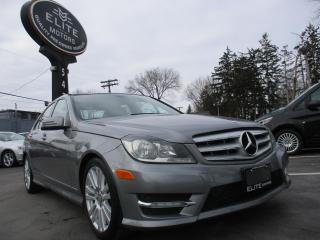 Used 2012 Mercedes-Benz C-Class 4dr Sdn C 250 4MATIC for sale in Burlington, ON