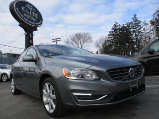Used 2018 Volvo S60 T5 AWD for sale in Burlington, ON
