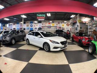 Used 2017 Hyundai Sonata AUTO A/C H/SEATS BACK UP CAMERA BLUETOOTH SUNROOF for sale in North York, ON