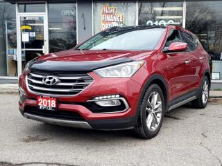 Used 2018 Hyundai Santa Fe Sport 2.0T SE AWD for sale in Bowmanville, ON