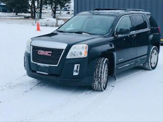 Used 2011 GMC Terrain SLT-1|AWD|Clean Carfax|Remote start| for sale in Bolton, ON