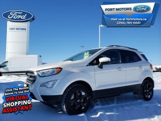 Used 2018 Ford EcoSport SE AWD  - Heated Seats - $154 B/W for sale in Fort St John, BC