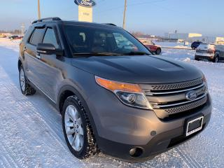 Used 2013 Ford Explorer LIMITED for sale in Harriston, ON