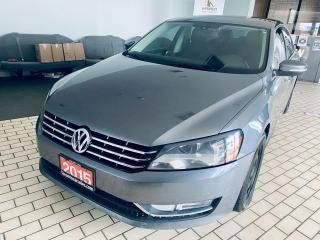 Used 2015 Volkswagen Passat Trendline I TDI I DIESEL I $14499 for sale in Brampton, ON
