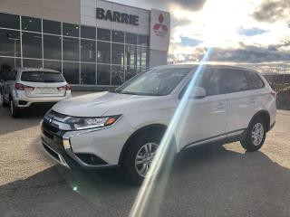 Used 2020 Mitsubishi Outlander ES - 7 Seater for sale in Barrie, ON