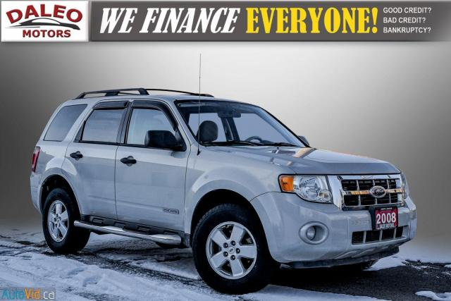 2008 Ford Escape XLT / BUCKET SEATS / LUGGAGE RACK / POWER SEAT