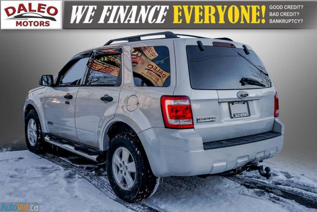 2008 Ford Escape XLT / BUCKET SEATS / LUGGAGE RACK / POWER SEAT Photo6