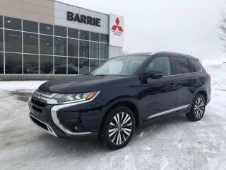 Used 2020 Mitsubishi Outlander EX-L | Leather | Adaptive Cruise | Blind Spot for sale in Barrie, ON