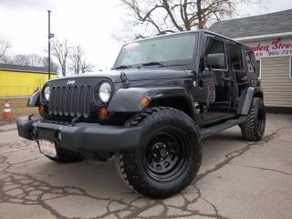 Used 2012 Jeep Wrangler Sahara for sale in Oshawa, ON