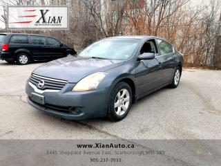 Used 2007 Nissan Altima 2.5 SL for sale in Scarborough, ON