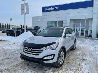 Used 2015 Hyundai Santa Fe Sport LTD AWD/LEATHER/NAV/PANOROOF/COOLEDSEATS for sale in Edmonton, AB
