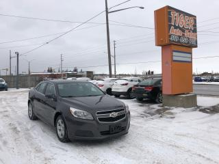 Used 2013 Chevrolet Malibu LS**ONLY 158KMS**4 CYLINDER**AUTO**CERTIFIED for sale in London, ON