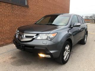 Used 2008 Acura MDX Tech/Pwr Tail Gate/7 PASSENGERS for sale in Oakville, ON