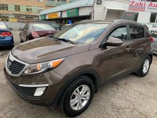 Used 2013 Kia Sportage LX/Safety Certification included Asking Price for sale in Toronto, ON