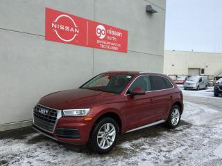 Used 2018 Audi Q5 Komfort / Quattro / S Tronic / Loaded / Used Audi Dealership / Best Priced In Market for sale in Edmonton, AB