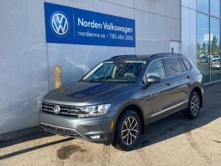New 2021 Volkswagen Tiguan COMFORTLINE for sale in Edmonton, AB