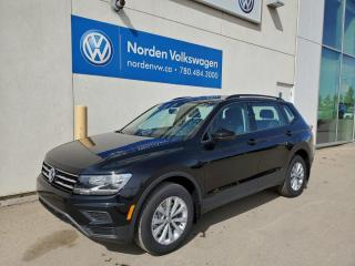 New 2021 Volkswagen Tiguan Trendline for sale in Edmonton, AB