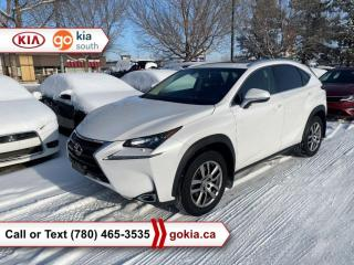 Used 2017 Lexus NX 200t NX 200T; SUNROOF, AWD, HEATED/COOLED SEATS, A/C, LEATHER, BACKUP CAMERA, BLIND SPOT, BUTTON START, BLUETOOTH for sale in Edmonton, AB