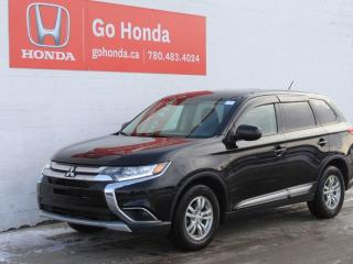 Used 2016 Mitsubishi Outlander Heated Seats for sale in Edmonton, AB