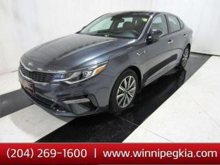 Used 2020 Kia Optima EX+ *Demo - Priced To Sell Fast!* for sale in Winnipeg, MB