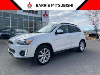 Used 2015 Mitsubishi RVR GT | Panoramic Roof | Warranty for sale in Barrie, ON