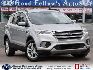Used 2017 Ford Escape SE 1.5L ECO, REARVIEW CAMERA, HEATED & POWER SEATS for sale in Toronto, ON