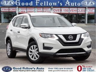 Used 2018 Nissan Rogue S 2.5L, APPLE CARPLAY, BLIND SPOT, REARVIEW CAMERA for sale in Toronto, ON