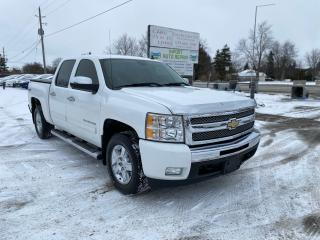 Used 2010 Chevrolet Silverado 1500 LTZ for sale in Komoka, ON