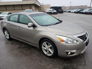 Used 2014 Nissan Altima 2.5 SL for sale in North York, ON