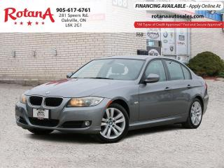 Used 2011 BMW 3 Series 323i_Leather_Sunroof_6 Speed Manual for sale in Oakville, ON