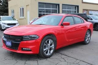 Used 2020 Dodge Charger SXT AWD LEATHER SUNROOF for sale in Brampton, ON