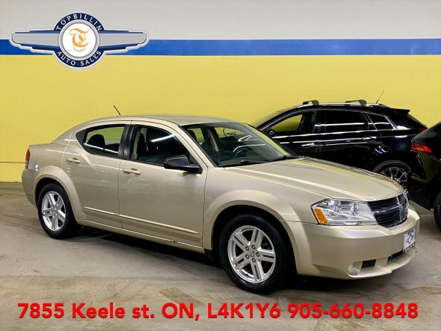 2010 Dodge Avenger SXT 2 Year Powertrain Warranty